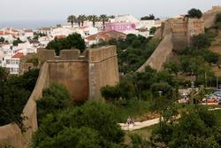 Lagos Castle Walls (Algarve)