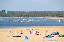 Praia da Lagoa de Albufeira (Setúbal)