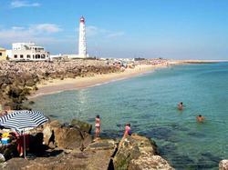Praia da Ilha do Farol (Algarve)