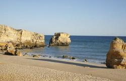 Praia de São Rafael (Albufeira)