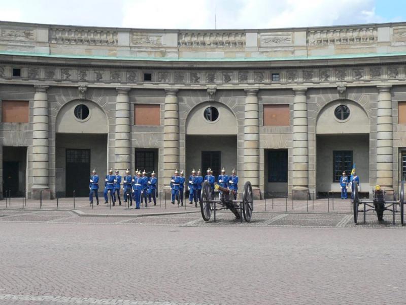 Palais royal - Kungliga Slottet