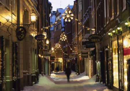 Gamla Stan - vieille ville