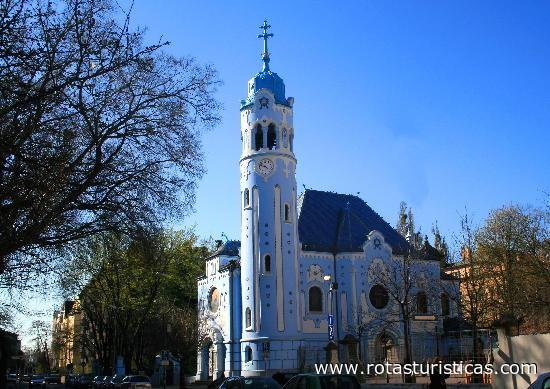 Church of St. Elisabeth (Bratislava)