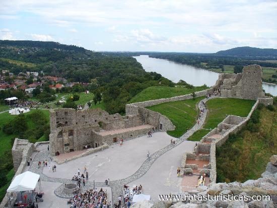 Castle of Devín (Bratislava)