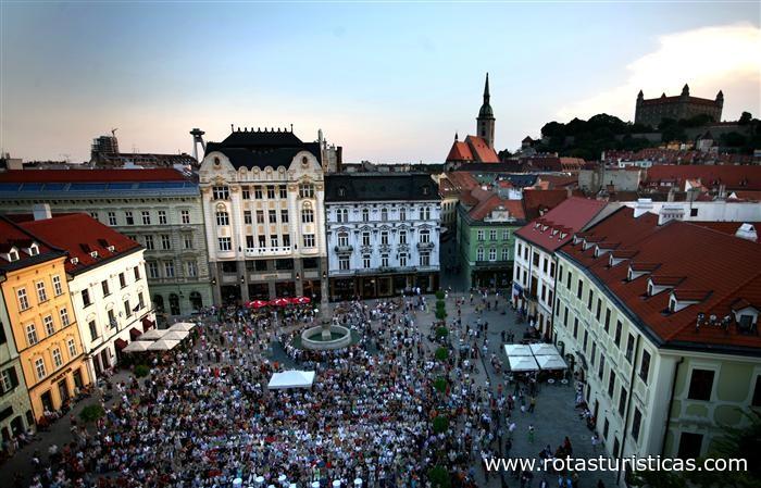 Main Square (Bratislava)