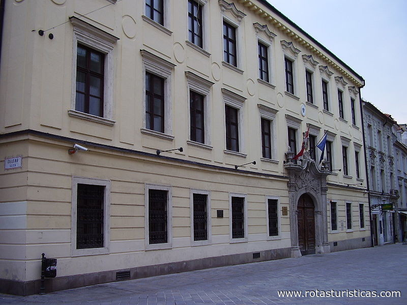 Pálffy Palace (Bratislava)