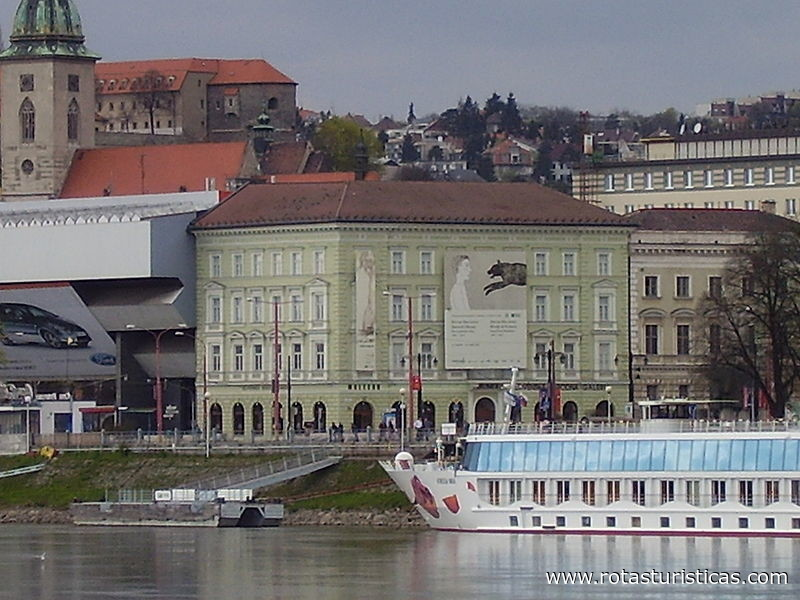 Esterházy Palace (Bratislava)