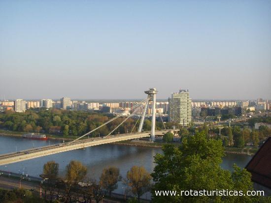 Ufo Observation Deck (Bratislava)