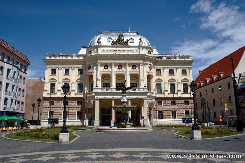 Slovak National Theater (Bratislava)