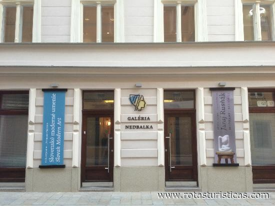 Nedbalka Gallery (Bratislava)