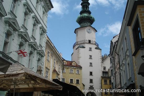 Gate of St. Michael (Bratislava)