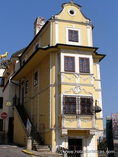 Museum of Clocks - House at The Good Shepherd (Bratislava)