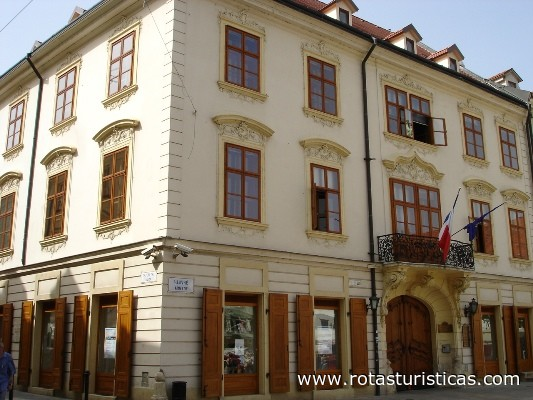 Gallery of The French Institute (Bratislava)