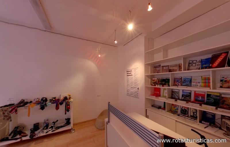 Satelit Gallery of The Slovak Design Center (Bratislava)