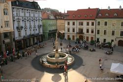 Ciudad Vieja de Bratislava