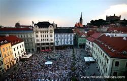 Plaza Principal (Bratislava)