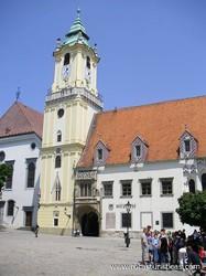 Antiguo Ayuntamiento (Bratislava)
