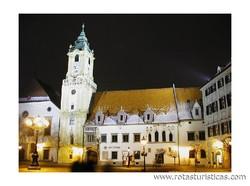 Museo de la ciudad de Bratislava