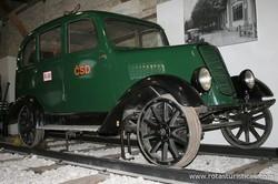 Museo de los Transportes de Bratislava