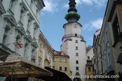 Puerta de San Miguel (Bratislava)