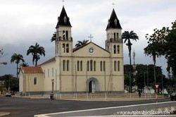 Cathedral of São Tomé