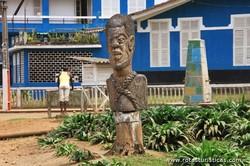 São João Dos Angolares (Ilha de São Tomé)