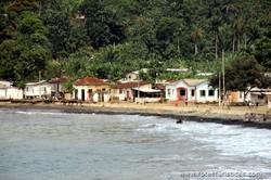 Praia da Ribeira Afonso (Ilha de São Tomé)