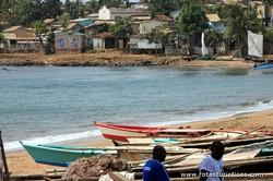 Praias de Pantufo (Ilha de São Tomé)