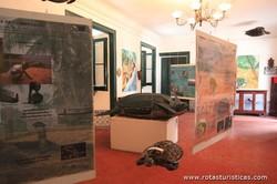 Museu nacional de São Tomé - Forte de São Sebastião