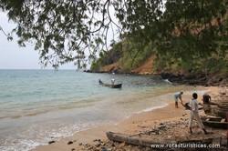 Morro Peixe Beach (Guadeloupe)