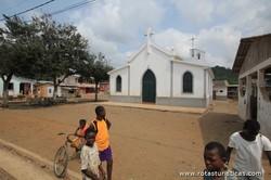 Igreja de Ribeira Afonso (Ilha de São Tomé)