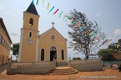 Igreja de Santana (Ilha de São Tomé)