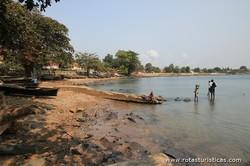 Praia Melão (Ilha de São Tomé)