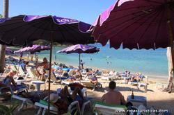Paradise Beach - Praias de Pa Tong  (Phuket / Tailand)