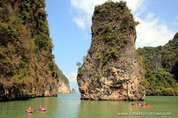 Ko Hong island / Phang Nga National Park - (Phuket/Tailandia)