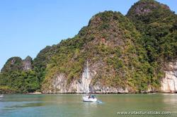 Panak Island / Phang Nga National Park -  (Phuket/Tailandia)