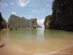 James Bond Island /  Ko Tapu -  (Phuket/Tailandia)