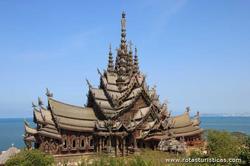 Templo da Verdade (Pattaya / Tailândia)
