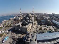 Yeni Cami Mosque, (Mesquita Nova) Istanbul, Turkey